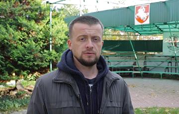 Блогер Андрей Паук бросил вызов департаменту охраны МВД и победил