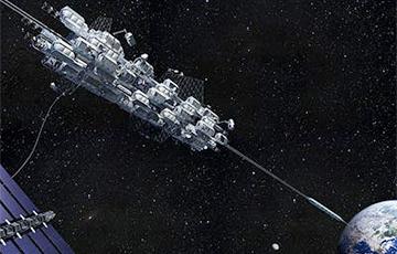 Business Insider: Гигантский лифт может соединить Землю с космосом
