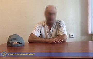 СБУ таемна вывезла з «ЛНР» важнага сведку
