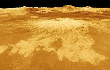 Астрономы открыли новые следы древних океанов Венеры