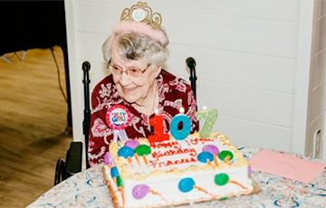 107-летняя американка раскрыла секрет долголетия