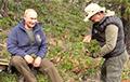 Tages-Anzeiger:  Путин собирал грибы со своим преемником?