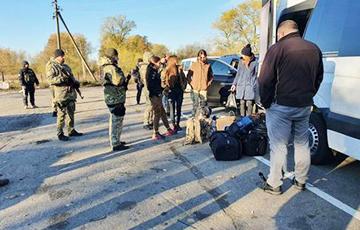 На Донбассе произошли столкновения между полицией и ветеранами АТО