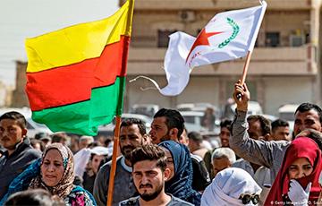 Сирийские курды объявили мобилизацию в связи с наступлением Турции