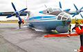 В России упал военный самолет Ан-12