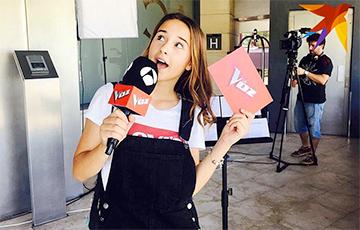 Что известно о 14-летней белоруске, которая покорила жюри испанского шоу «Голос»