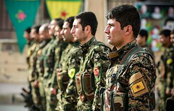 Курды и сирийские военные контратаковали армию Турции