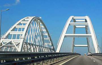 Інжынер-гідрагеолаг: Крымскі мост асуджаны