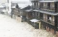 На Японию обрушился супертайфун «Хагибис»