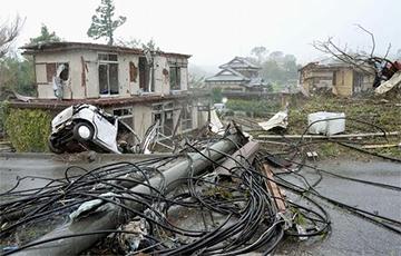 У Японіі праз супертайфун «Хагібіс» масава эвакуююць насельніцтва