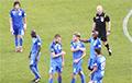 В Варшаве товарищеский матч «Легии» и минского «Динамо» завершился вничью