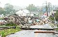 Супертайфун «Хагибис» бушует над Японией: фоторепортаж