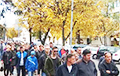 Brest Residents Marched Against Battery Factory