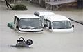 Мелитина Станюта стала свидетелем сильнейшего тайфуна в Японии