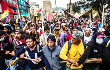 Протестующие в Эквадоре добились уступок от Ленина