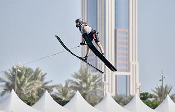 Белоруска победила в прыжках с трамплина на I Всемирных играх в Катаре