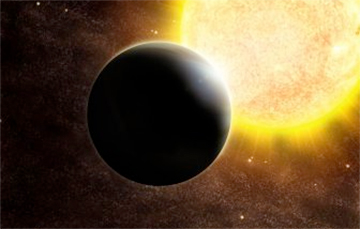 Астраномы выявілі дзіўную экзапланету
