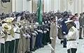 Видеофакт: Саудовский оркестр сыграл гимн РФ перед Путиным и не попал в ноты