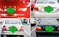 Фотофакт: Белорусские водители зачем-то прикрывают номера