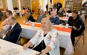Як беларуская дыяспара ў ЗША святкавала 70-я ўгодкi БАЗА