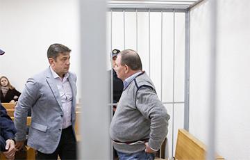 Прокурор запросил шесть лет лишения свободы для бывшего замминистра здравоохранения