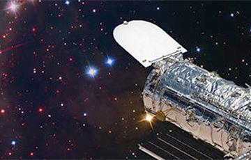 Тэлескоп Hubble зрабіў фота галактыкі «з ваты»