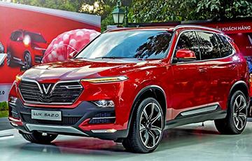 В Беларуси могут появиться вьетнамские автомобили