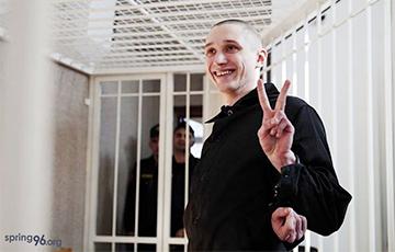 В Минске прошел третий день суда над Дмитрием Полиенко