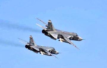 Авіяцыя Расеі нанесла ўдар па горадзе ў Сірыі