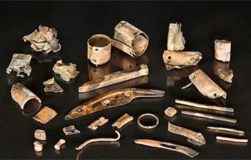 У Нямеччыне знайшлі скарб элітнага ваяра бронзавага веку
