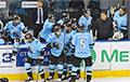 Минское «Динамо» проиграло все матчи сезона КХЛ на широких и узких площадках