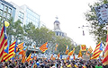 Полумиллионная манифестация в Барселоне переросла в уличные стычки