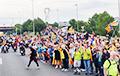 Белорус опубликовал уникальные кадры с массовых протестов в Каталонии