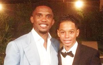 Президент Камеруна запретил сыну Самуэля Это'О выступать на юношеском чемпионате мира