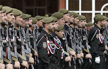 В РФ боец полка имени Кадырова убил полицейского