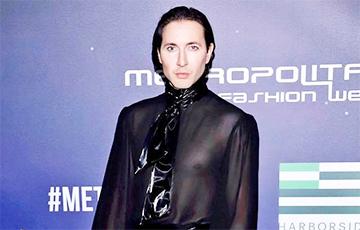 Беларус стаў fashion-дызайнерам года ў Лос-Анджэлесе