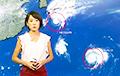 Да Японіі прыбліжаюцца два новыя тайфуны: што вядома