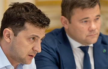 В Европарламенте обеспокоены присутствием Богдана в окружении Зеленского