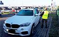 У белоруски на выезде из Польши изъяли BMW X5