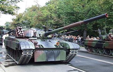 Польша создает танк нового поколения