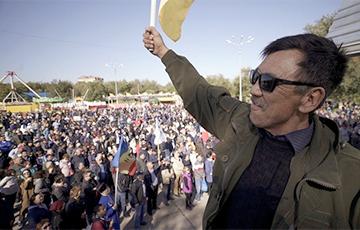 «Народ тебя не хочет»: Как в Калмыкии протестуют против мэра из «ДНР»
