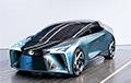 Lexus показал электромобиль будущего
