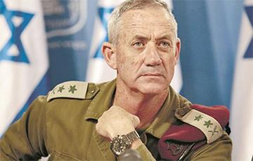 Бені Ганц абраны на пасаду спікера парламента Ізраіля