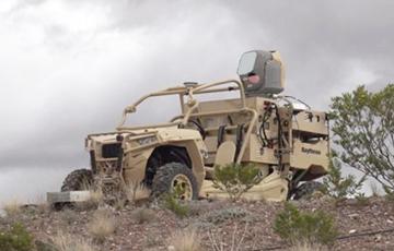 Видеофакт: ВВС США получили мощное лазерное оружие
