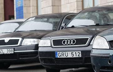 Как белорусов используют в серых схемах ввоза автомобилей в Украину