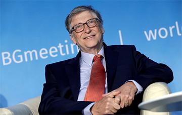 Біл Гейтс назваў дату заканчэння пандэміі COVID-19