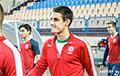 Белорусский футболист претендует на «Золотую бутсу»