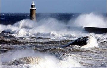У Францыі бушуе шторм «Амелі»