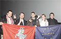 European Belarus Activists Meet Pavel Selin in Minsk