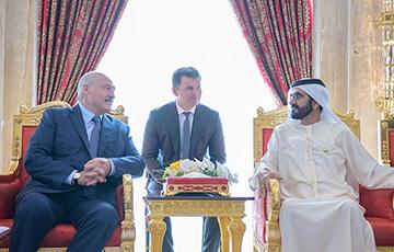 Лукашенко отдал арабским шейхам тысячу гектар земли в Минске
